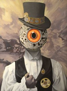 Aesthetic movements such as cyberpunk and magic realism were so declared through the establishment of a certain code. Into this foray, we consider the aesthetic of the steampunk movement. Defined
