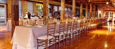 Mass moca offers beautiful and unique spaces for berkshire weddings