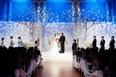24 Weddings That Really Brought The Wow Factor With Lighting | HuffPost