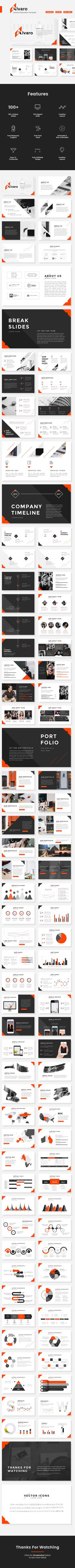 Alvaro  Creative Google Slides Templates — Google Slides PPTX #infographic presentation #pitch deck presentation • Download ➝ https://graphicriver.net/item/alvaro-creative-google-slides-templates/20340497?ref=pxcr