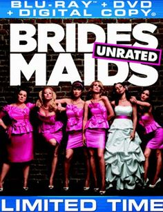 Bridesmaids awesome movie so funny
