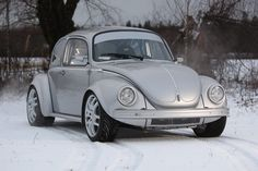 Super Beetle in the cold