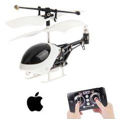 Mini Helicóptero TX 9269 para iPhone