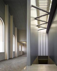 New Milan venue of Fondazione PradaArchitectural project by OMAPhoto: Bas Princen2015Courtesy Fondazione Prada.