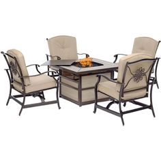 43 best fire pit chat sets images in 2014 gardens fire pit chat rh pinterest com
