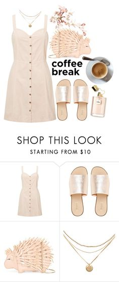 """""""Untitled #639"""" by sebi86 ❤ liked on Polyvore featuring Miss Selfridge, L.E.N.Y. and Kate Spade"""