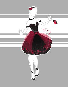.::Outfit Adoptable 69(OPEN)::. by Scarlett-Knight.deviantart.com on @DeviantArt