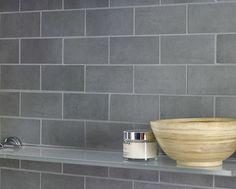 Vloertegels en wandtegels serie Cemento van Grohn Ceramic