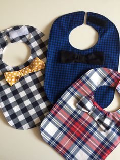 Hipster baby bibs with bowties! Available on our Etsy store #newyorkcityinspired