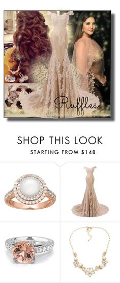 """""""Ruffles #4"""" by sheri-gifford-pauline ❤ liked on Polyvore featuring Kate Spade and ruffles"""