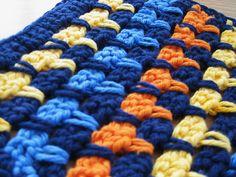 Crochet Block Stitch Inspiration ❥ 4U // hf