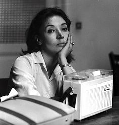 A JOURNALIST WHO MADE KISSINGER SHUDDER - Oriana Fallaci