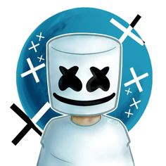 Marshmello by BOBOmato