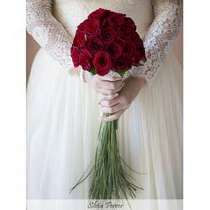 Ramo de novia, ramo de rosas, bouquet de rosas, rosas rojas, ramo, bouquet, bridal bouquet, roses bouquet, red bouquet, red roses, fotógrafos Murcia, Silvia Ferrer, spanish photographers.