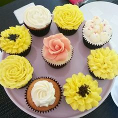 Cupcake Decorating and Afternoon Tea Popup in Sheffield