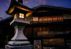 Last light in Tsumago - Kiso by PAkDocK @PAkDocK - Photo 141385837 - 500px