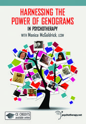 Harnessing the Power of Genograms in Psychotherapy. Excellent DVD featuring the clinical work of Monica McGoldrick and showing a client interview in which she harnesses the power of a genogram. Social Work Activities, Social Work Practice, Art Therapy Activities, Private Practice, Group Activities, Psychology Love, Psychology Resources, Creative Arts Therapy, Family Therapy
