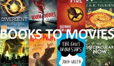 From Print to Screen: Movies Inspired by Novels Warm Bodies, Veronica Roth, John Green, Cebu, Novels, Inspired, Reading, Books, Inspiration