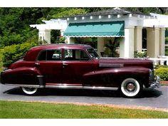 1940 Cadillac Series 60 Sedan