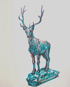 """좋아요 1,898개, 댓글 4개 - Instagram의 Guno Park(@gunopark)님: """"Animal Drawing Class at the @metmuseum today. Drawing with #tombowmarkers #sketchbook…"""""""