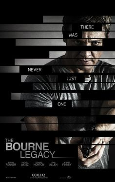 The Bourne Legacy Trailer!