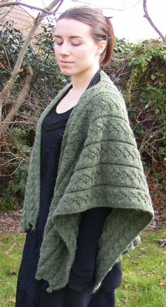 Knitted Wrap £30.00