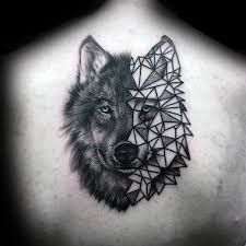 Best Geometric Tattoo - Resultado de imagen para geometric tattoo wolf...