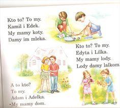 Learn Polish, Polish Language, Maila, Kids Reading, Winnie The Pooh, Activities For Kids, Disney Characters, Fictional Characters, Homeschool