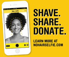 Join Princess Margaret Cancer Centre's @thePMCF #nohairselfie movement on February 4, 2015 – World Cancer Day