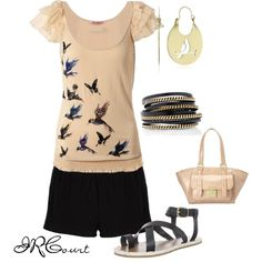 """2012 Summer"" by ircourt on Polyvore"