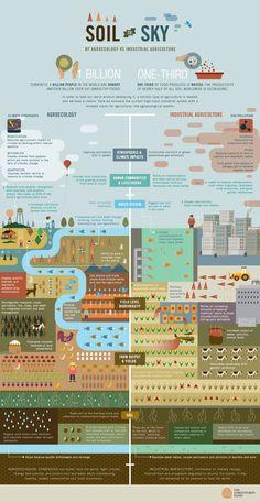 soil to sky.Case for Agroecological methods