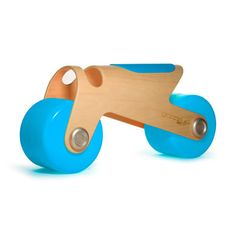 """Kid O features the BIT Bike - """"the ultimate machine to help children take their first steps in the world of two wheels, run on their own and develop their balance and coordination.""""  Let your imagination soar with Kid O in the Baby & Child division at #NYIGF."""