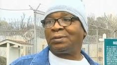 Glenn Ford, 64, talks to the media as he leaves prison.