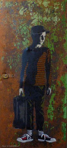 Artist :Alias Urban Street Art, 4th Street, Graffiti Art, Les Oeuvres, Art Museum, Art Work, Stencils, Indoor, Creative