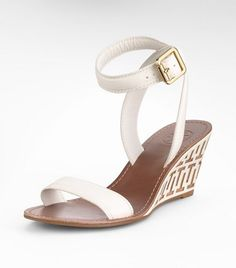 Regan Mid Wedge Sandal | Womens Sale | ToryBurch.com