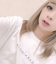 Ulzzang, I Am Awesome, T Shirts For Women, Otaku, Model, Kawaii, Beauty, Live, Girls