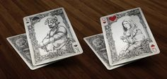 Medieval Playing Cards by Elephant Playing Cards — Kickstarter