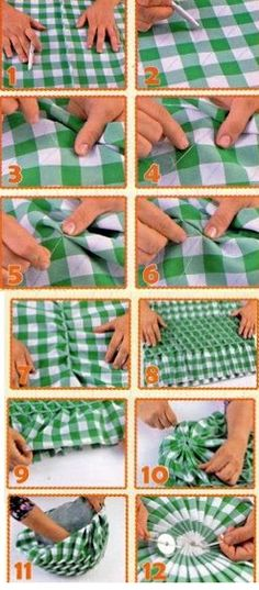Discover thousands of images about Fabric manipulation - textile design - smocking - Lots of different smocking Smocking Tutorial, Smocking Patterns, Sewing Patterns, Sewing Hacks, Sewing Tutorials, Sewing Crafts, Sewing Projects, Ribbon Embroidery, Embroidery Stitches