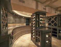 This wine cellar