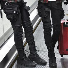 the reinvented cargo pant