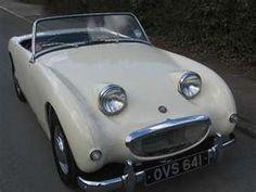 1959 Austin Healey Sprite. I want this car!