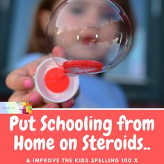 Need to get the kids spelling better? Dont know how to improve your childs spelling ability? Trying to school at home and work from home driving you insane...need a system that brings order to your day? Then have a look at this free webinar with a super affordable offer at the end..