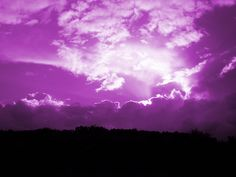 Things That Are Purple | Grasping for air
