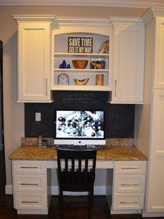 Kitchen Desks Design, Pictures, Remodel, Decor and Ideas - page 58
