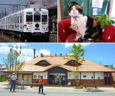 Kishi Station, Wakayama, Japan
