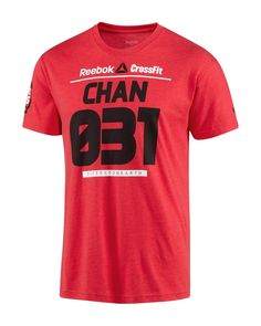 CrossFit HQ Store- 2013 Games Replica Chan Tee - Graphic Tees - Men Buy  Authentic