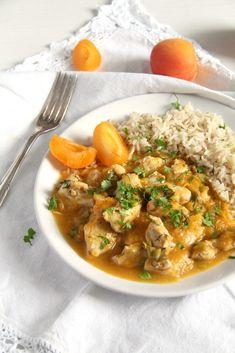 apricot chicken herbs Apricot Chicken Stew