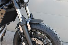 Garde boue av et ar : Garde boue avant Yamaha XSR 700