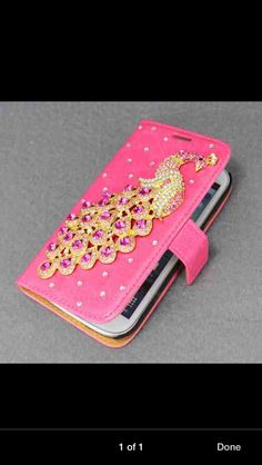Galaxy 3 cell phone case- $10.00
