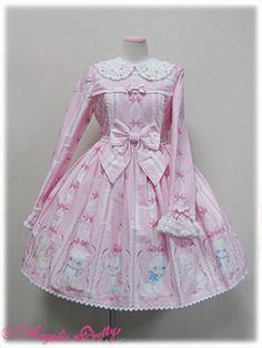 Kitten Skirt Dress